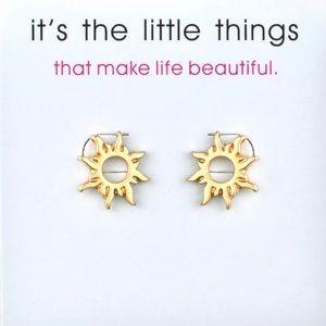Jewelry - Sun Earrings